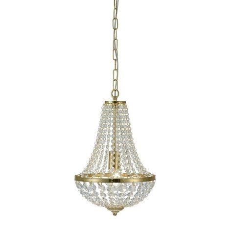 hagyományos kristály lámpa